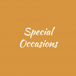 Chocolates for special occasions